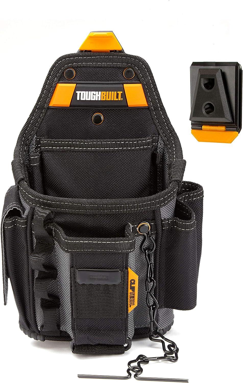 T/écnico de la bolsa 7 bolsillo Toughbuilt TOU-CT-36-L7