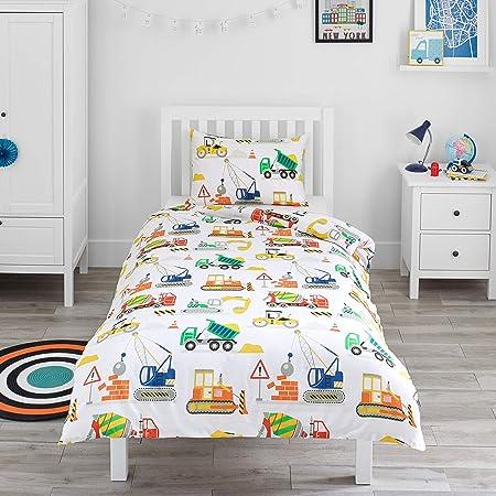 Bloomsbury Mill - Juego de cama para niño - Funda nórdica y funda ...