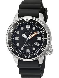 Citizen Men s Eco-Drive Promaster Diver Watch with Date 7350fba0e