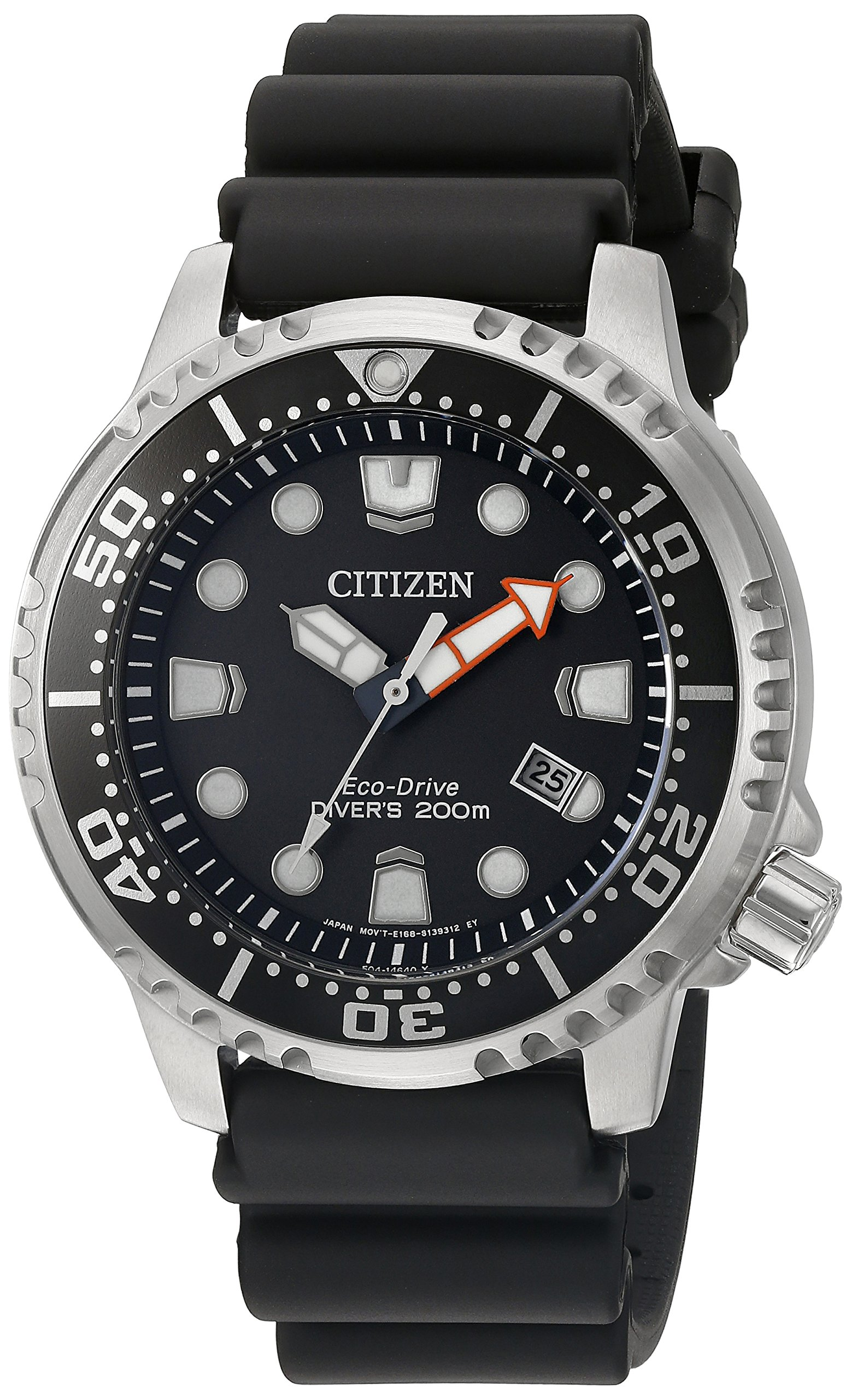 Citizen Men's Eco-Drive Promaster Diver Watch with Date, BN0150-28E by Citizen