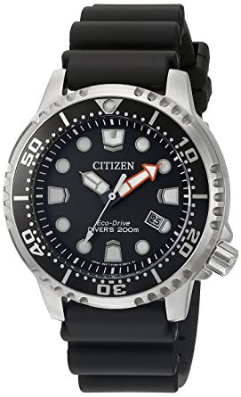 Amazon.com  Citizen Men s Eco-Drive Promaster Diver Watch with Date ... a904a575fda5