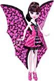 "Monster High DNX65 ""Draculaura Ghoul-To-Bat"" Transformation Doll"
