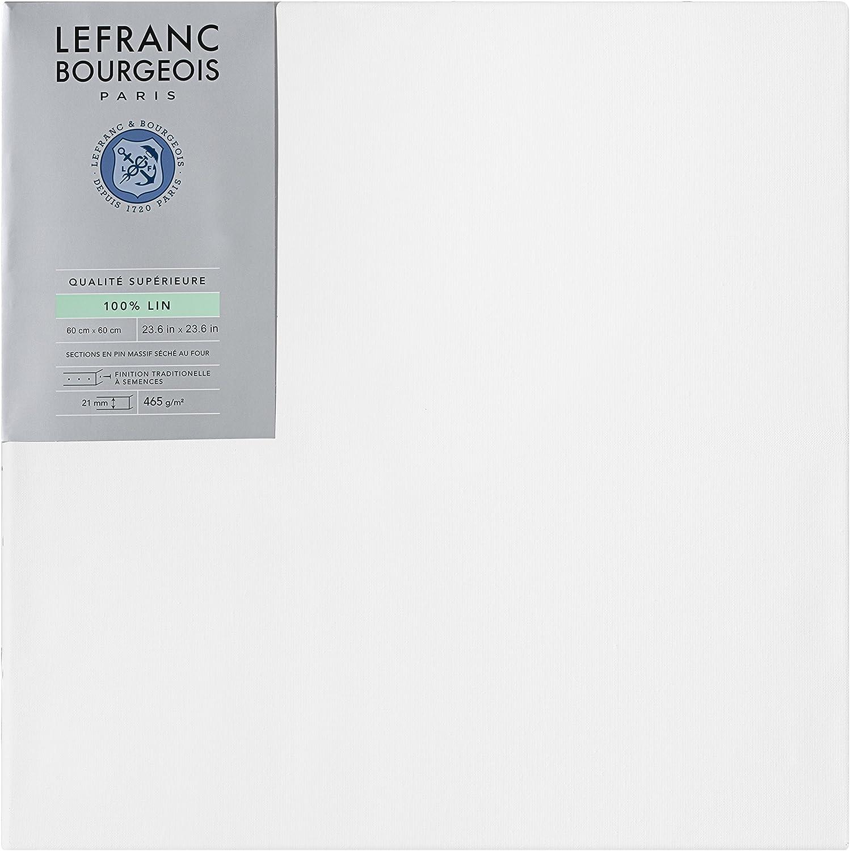 Lefranc Bourgeois Ch/âssis Lin Qualit/é Sup/érieure 20X20Cm