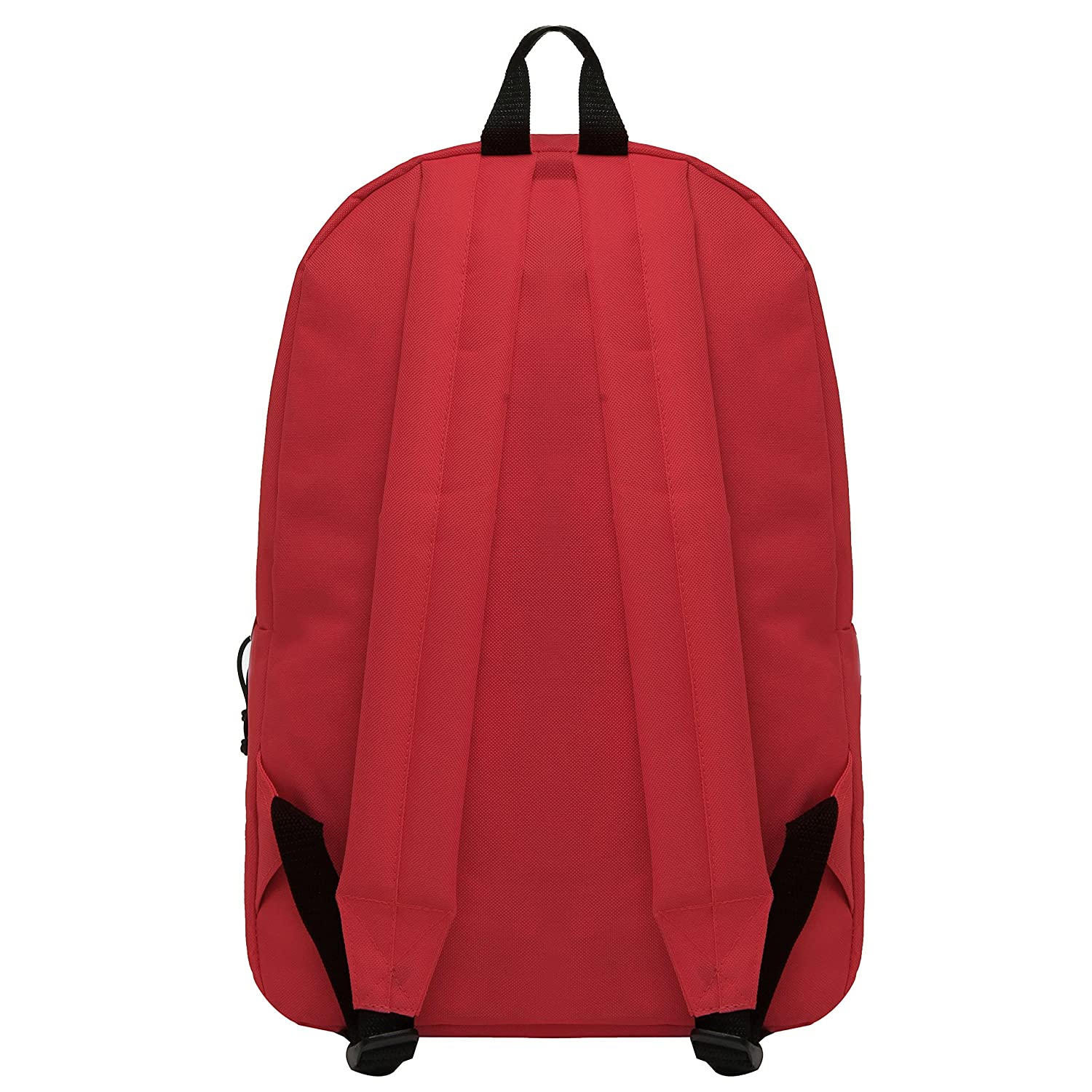 wholesale 16 5 inch backpacks case of 24