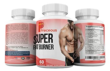 1 Recommended Super Fat Burner Natural Weight Loss Supplement And Appetite Suppressant