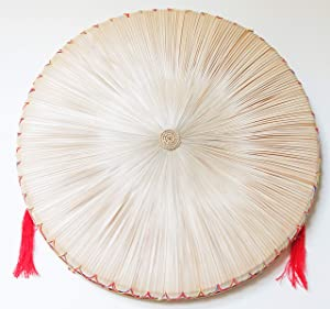 """Vietnamese Traditional Hat - Northern Hat- Non Quai Thao - 22"""" x 2.5"""" HAT"""