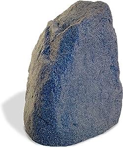 Algreen Products 00241 Landscape Rock, 21.5 x 18 x 16-Inch, Dark Granite