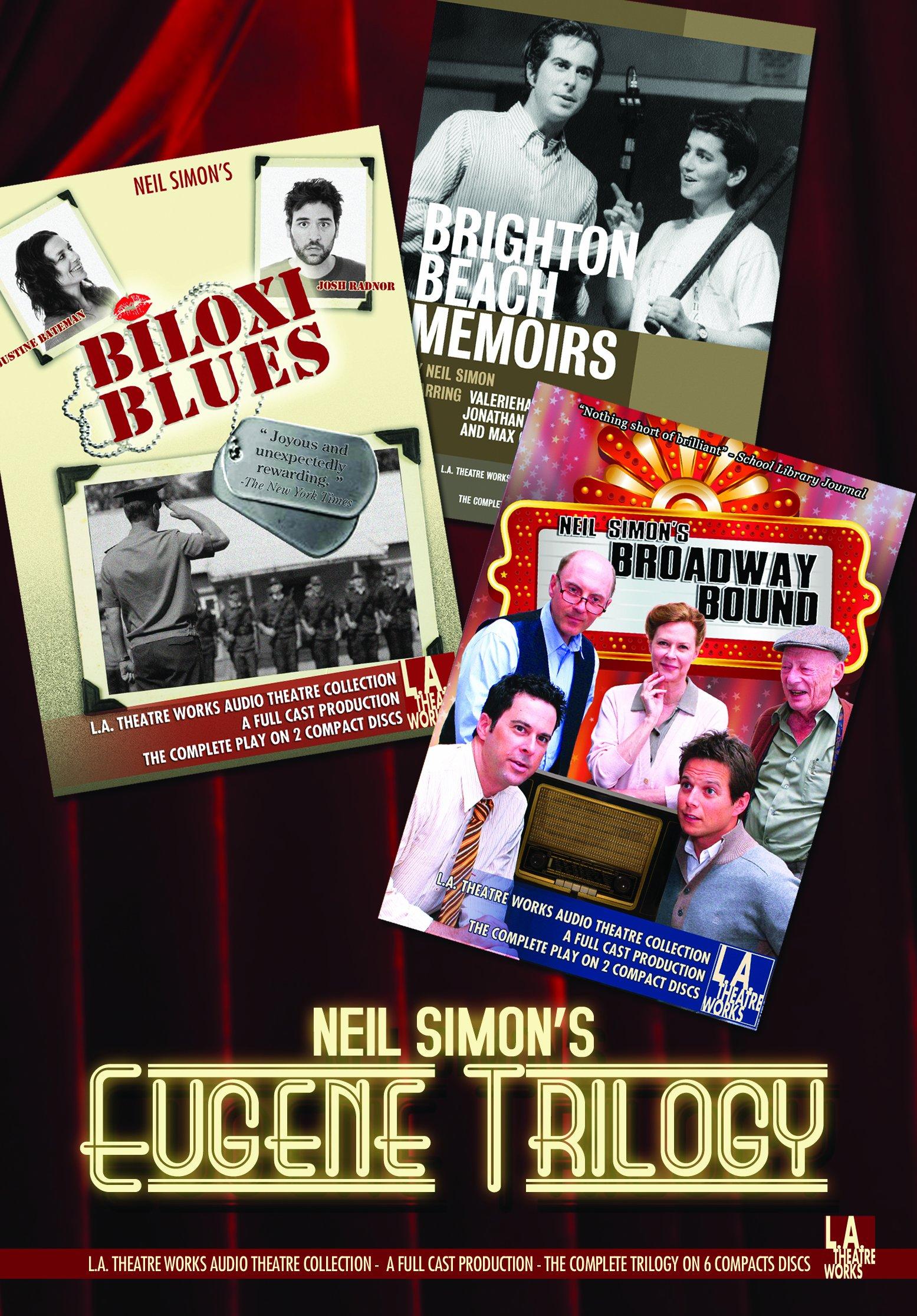 Buy Neil Simon S Eugene Trilogy Brighton Beach Memories Biloxi