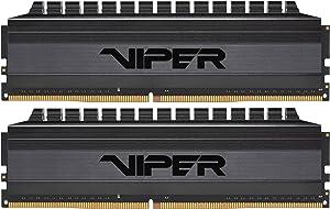 Patriot Viper 4 Blackout Series DDR4 16GB (2 x 8GB) 4000MHz Kit