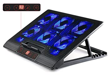 Base ventiladora para portátil, de Skgames, para gamers, para portátiles de 10 –