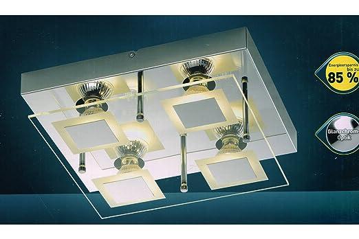 Livarno Lux Led Deckenleuchte Lampe Sparsam Leuchten 14113408l