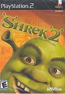 Amazon Com Shrek 2 Ps2 Video Games