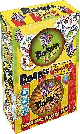 Asmodee Dobble - Juego de Tablero (Multi): Amazon.es: Juguetes y juegos