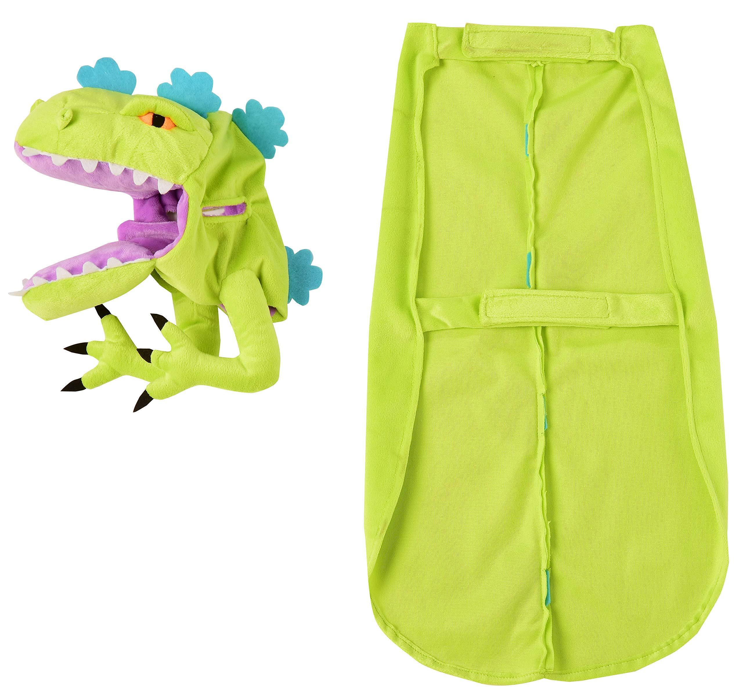 Nickelodeon Rubie's Rugrats Reptar Pet Costume, Small by Nickelodeon (Image #3)