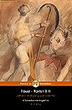 Faust (Translated, Illustrated): Parts I & II