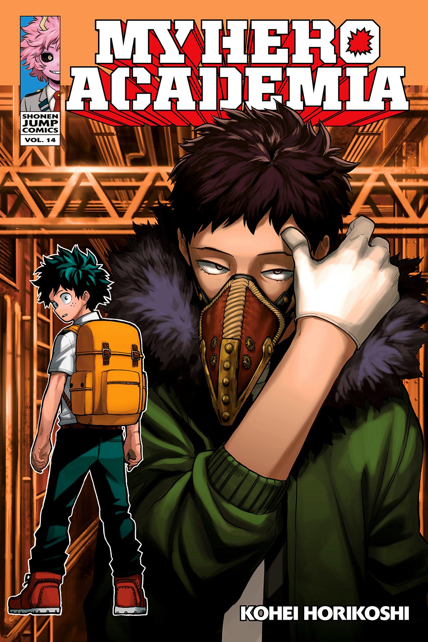 My Hero Academia Vol. 14: Overhaul (English Edition)