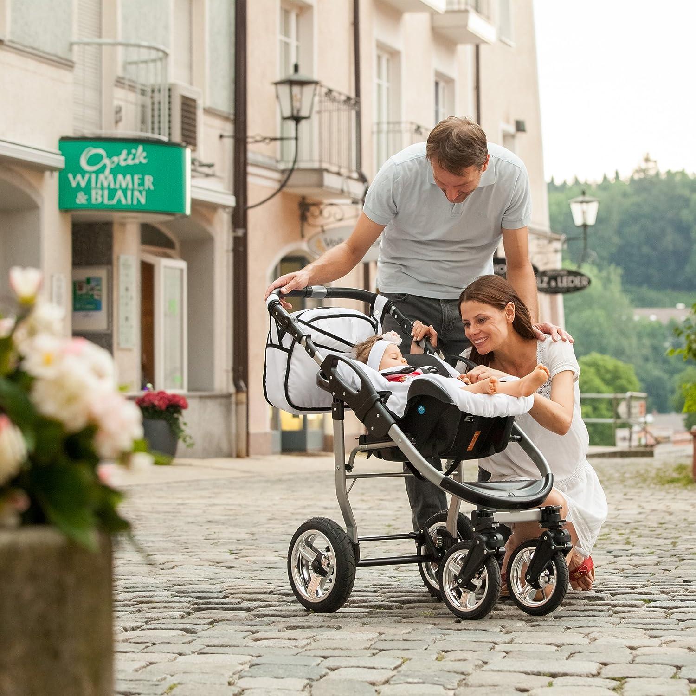 Szeneriebild Kinderwagen Set