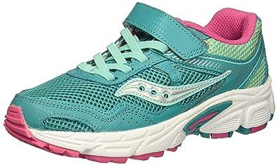 52fac4e5a740 Saucony Boys  Cohesion 10 Lace Sneaker