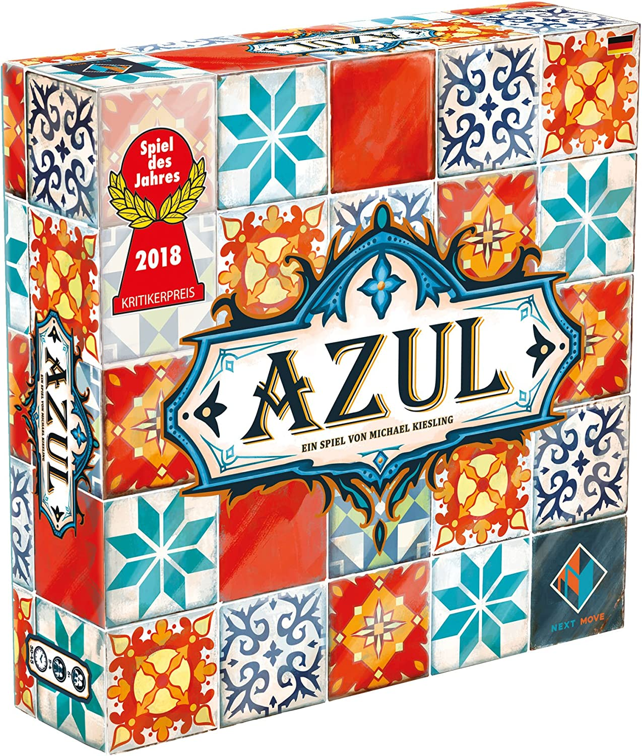 Pegasus Juegos 54801 g – Azul: Next Move Games: Amazon.es ...