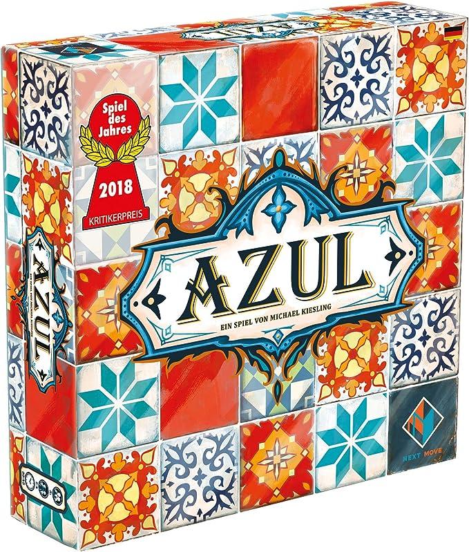 Pegasus Juegos 54801 g – Azul: Next Move Games: Amazon.es ...