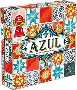 Pegasus Spiele – Azul, Juego de Mesa del año 2018 (versión Alemana): Amazon.es: Juguetes y juegos