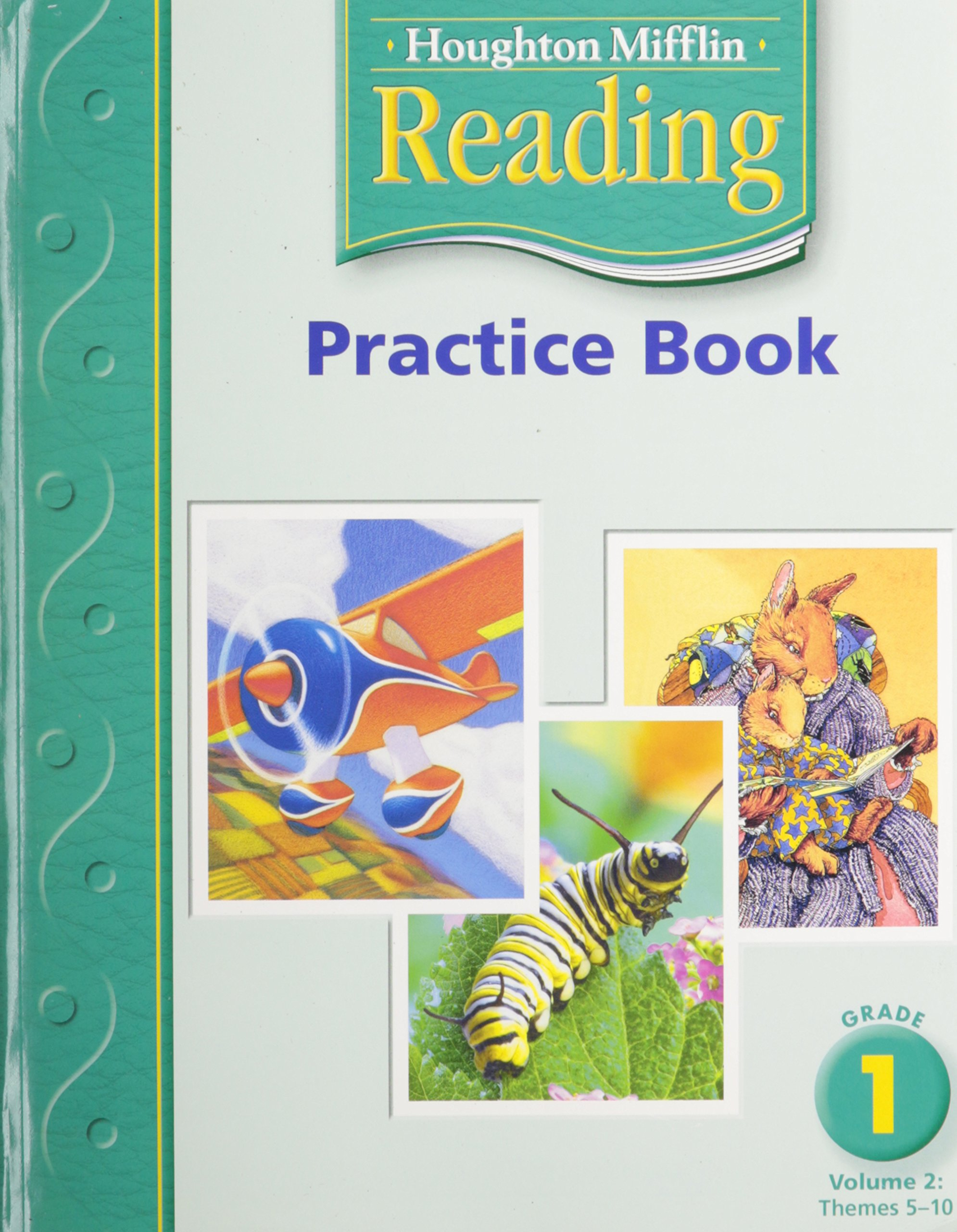 Reading practice book grade 1 vol 2 houghton mifflin reading reading practice book grade 1 vol 2 houghton mifflin reading houghton mifflin 9780618384716 amazon books ccuart