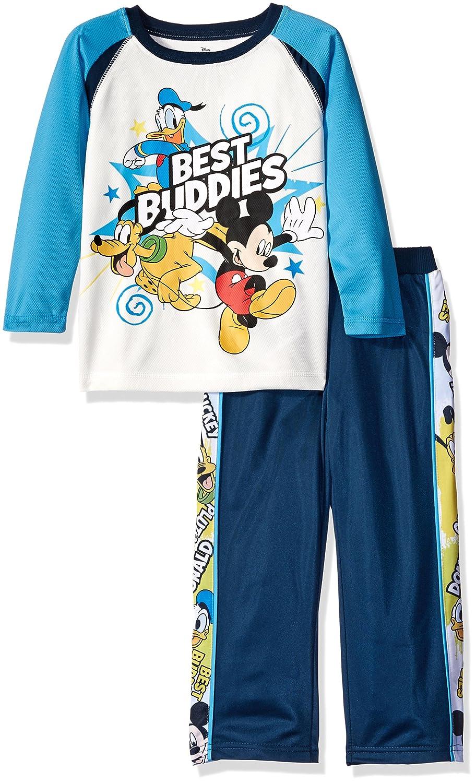 2e6e0e4b8 Amazon.com  Disney Boys  Mickey Mouse 2-Piece Set  Clothing