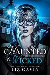 Haunted & Wicked: Paranormal Reverse Harem (Club Desire Book 1) Kindle Edition