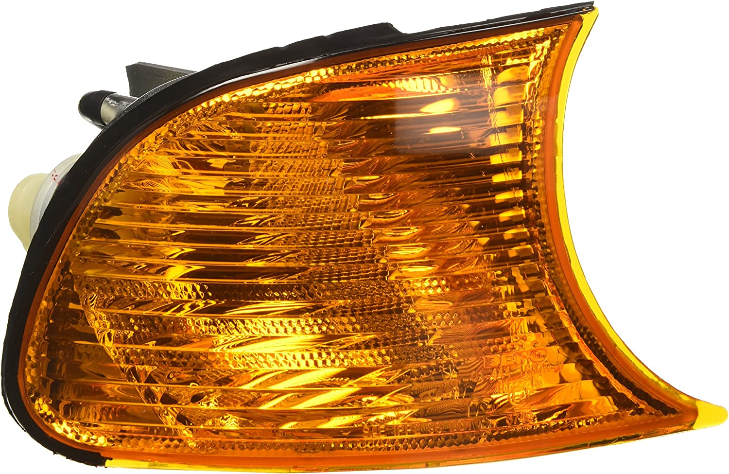 Depo 444-1406L-AQ-C BMW 3 Series Driver Side Replacement Side Repeater Light Assembly