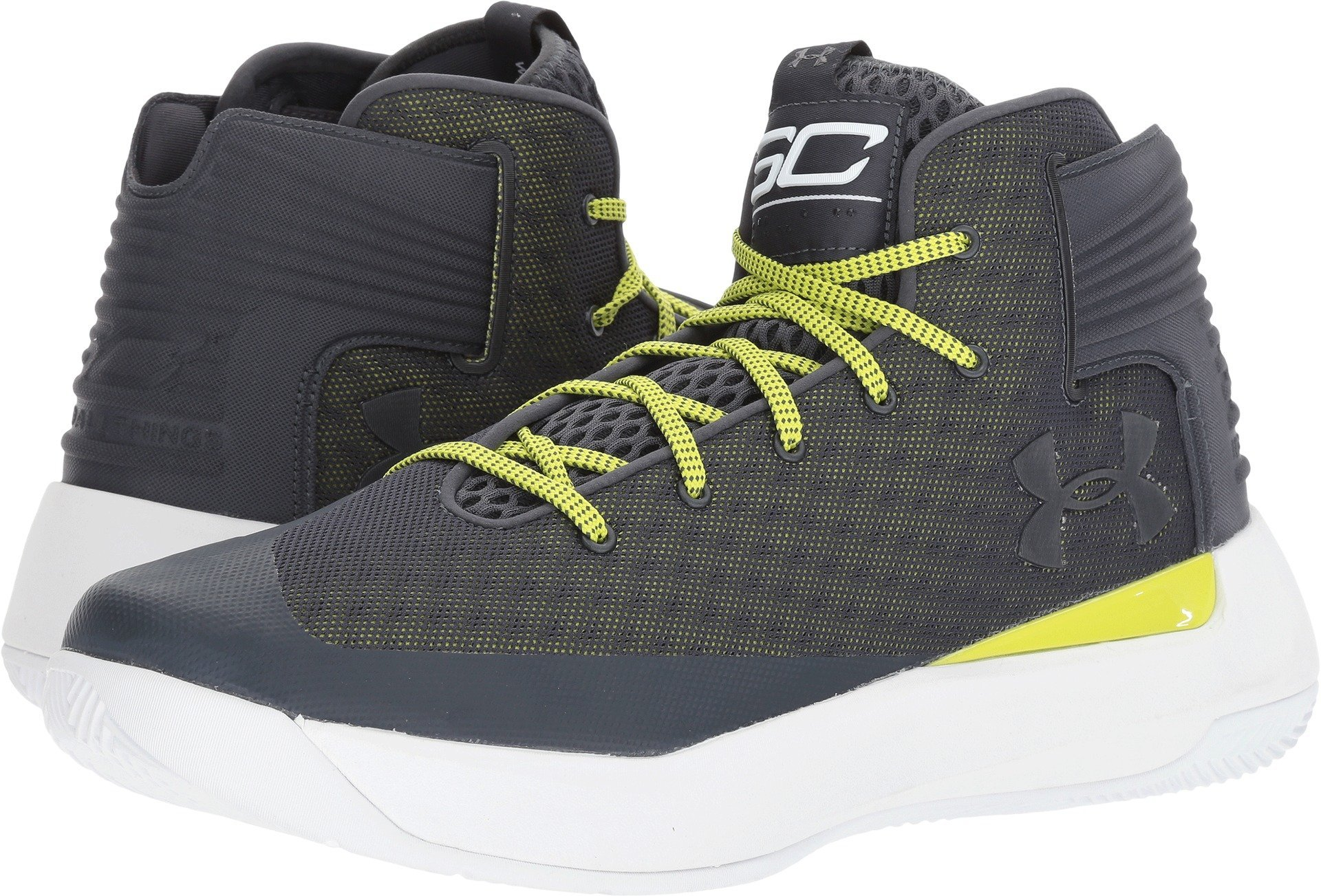 22cd7a22abaa Galleon - Under Armour Men s UA SC 3Zero Stealth Gray White Stealth Gray  12.5 D US