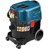 Bosch GAS 35 M AFC Professional - Aspirador para seco/húmedo, capacidad 35 L, limpieza de filtro automática, clase de polvo M