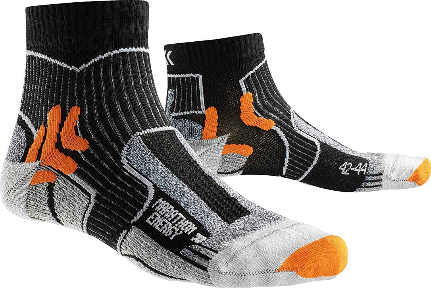 X-Socks Hombre Marathon Energy calcetín TRERE INNOVATION S.R.L. de sporting goods XBIOO X100094