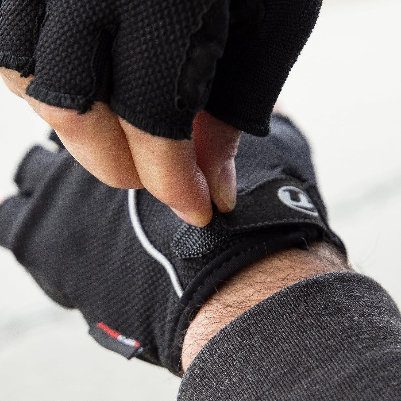 Ultrasport Basic Laslo Gants Homme XX-Large Noir