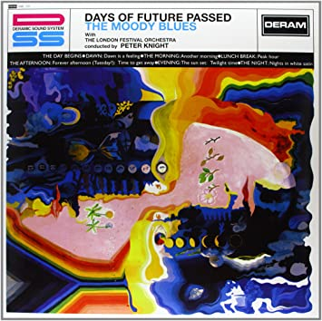 "Résultat de recherche d'images pour ""The Moody Blues - Days of Future Passed"""