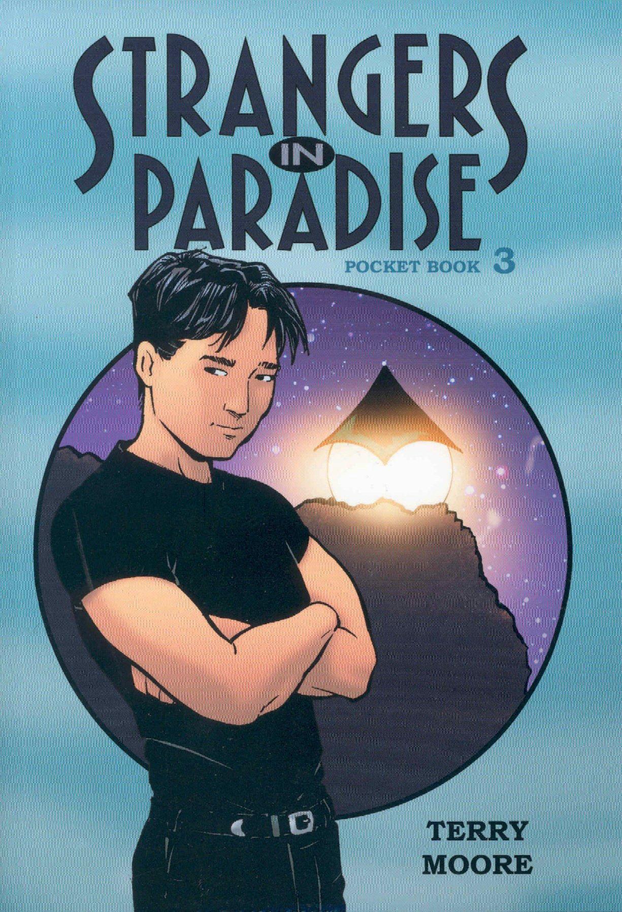 Strangers In Paradise Pocket Book 3 (Strangers in Paradise (Graphic Novels))