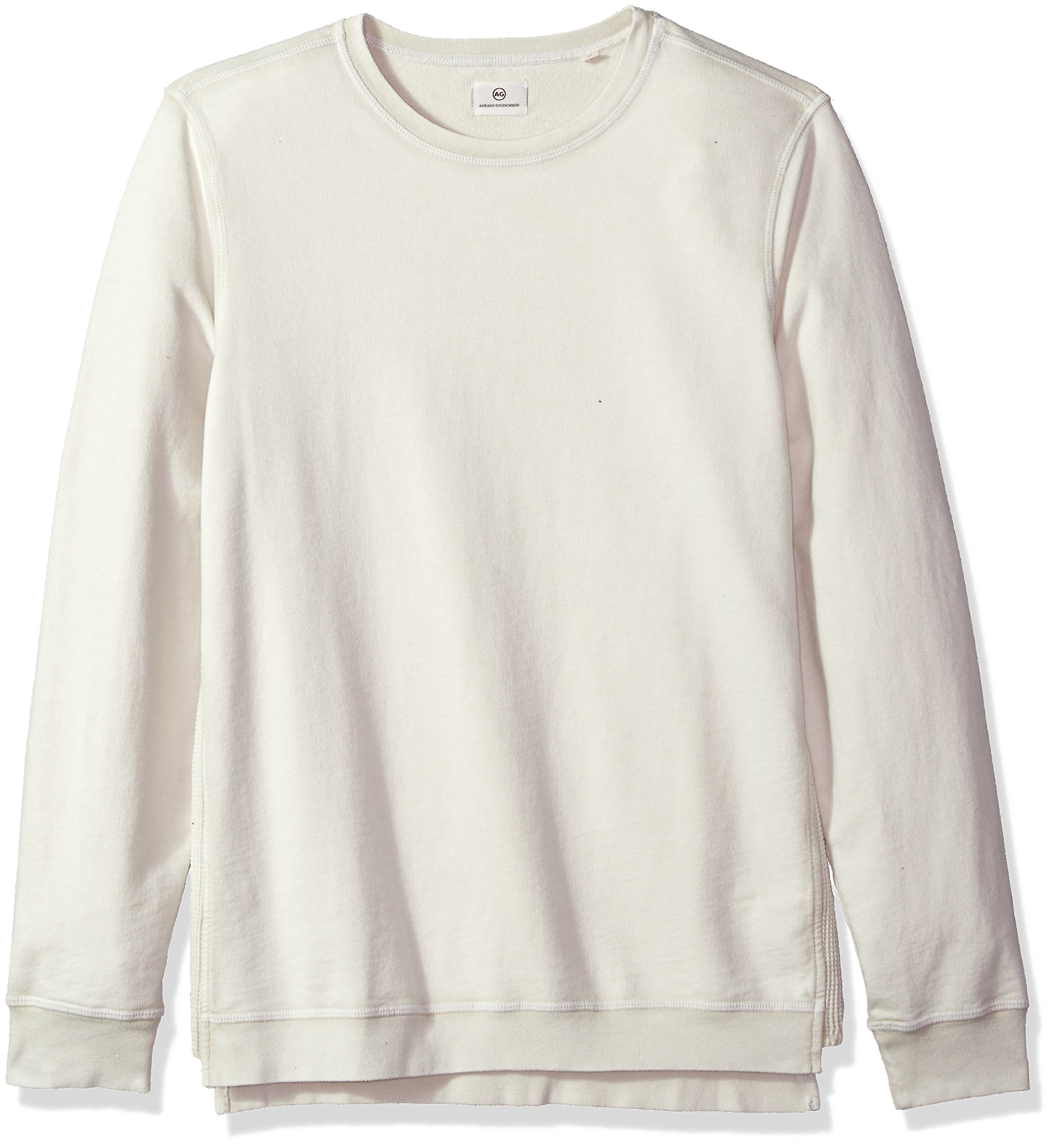 AG Adriano Goldschmied Men's Max Long Sleeve Crew Sweatshirt, Sunbaked moonglade, XL