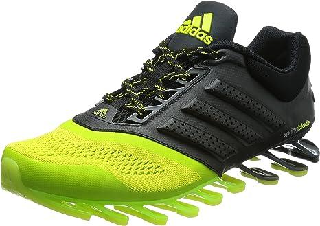 adidas Performance Springblade Drive 2 Zapatillas para Correr Running Negro Verde para Hombre Lames: Amazon.es: Deportes y aire libre