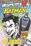Batman Classic: The Joker's Ice Scream (I Can Read Level 2)
