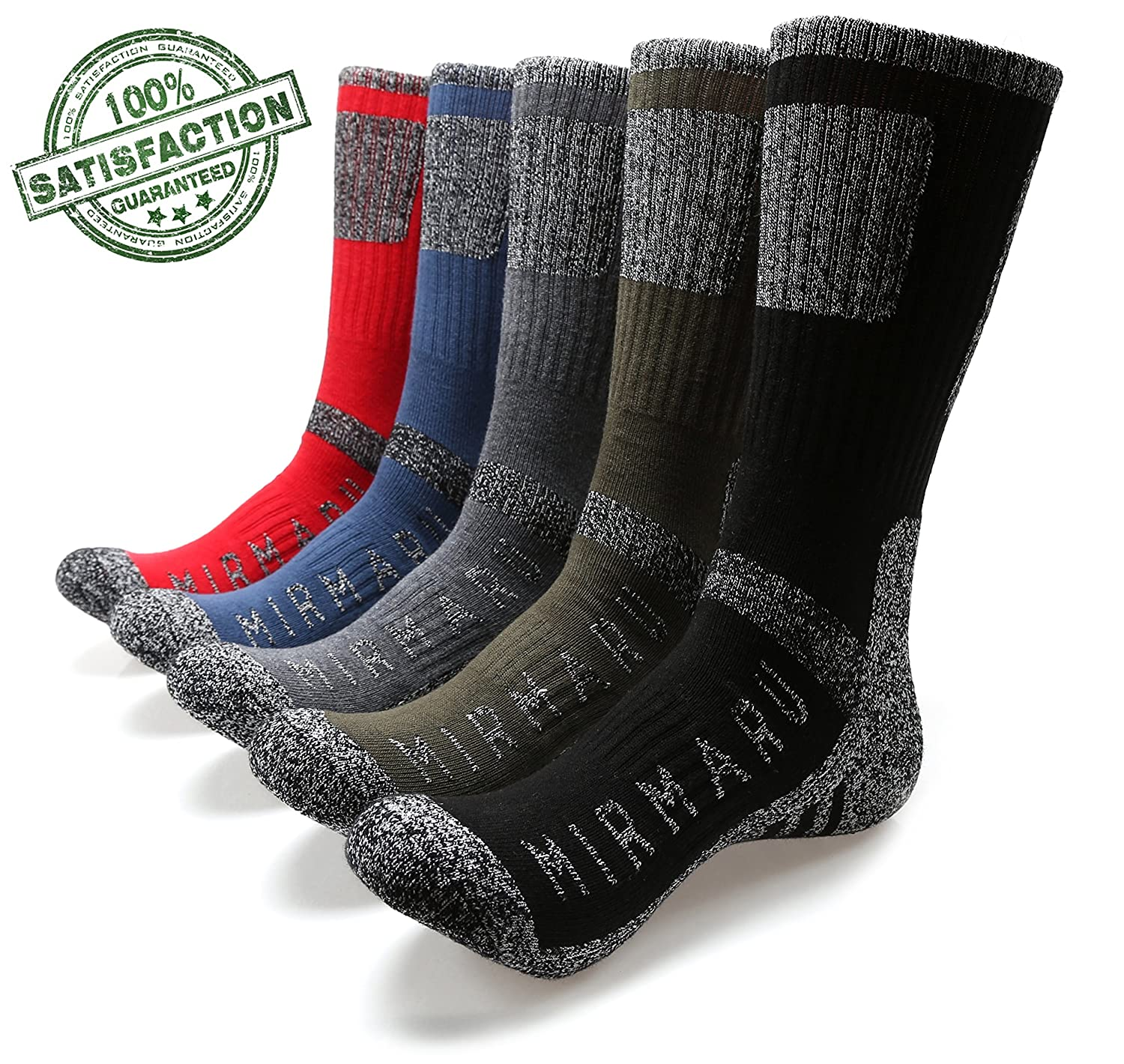 Mirmaru Performance Hiking Socks