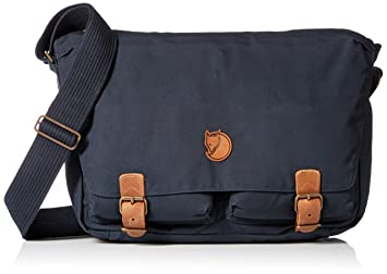 Fjallraven Ovik Shoulder Bag, Dark Navy: Amazon.co.uk: Sports ...