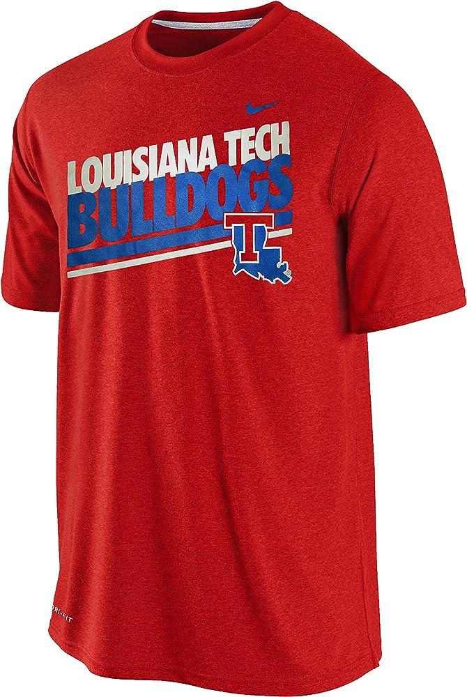 NCAA Louisiana Tech Bulldogs T-Shirt V4