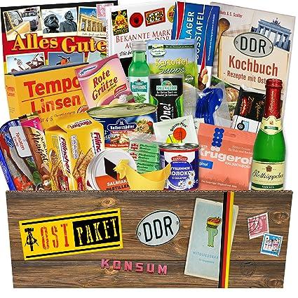 """ostprodukte """"DDR Especialidades Caja"""" regalo del paquete con ostmotiven Incluye Libro."""