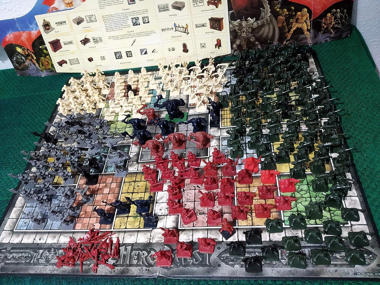 HeroQuest Game System by Milton Bradley: Amazon.es: Juguetes y juegos