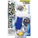 Hasbro Beyblade-C0600ES0 Trottola Doomscizor D2 (Starter Pack con Lanciatore), C0600ES0