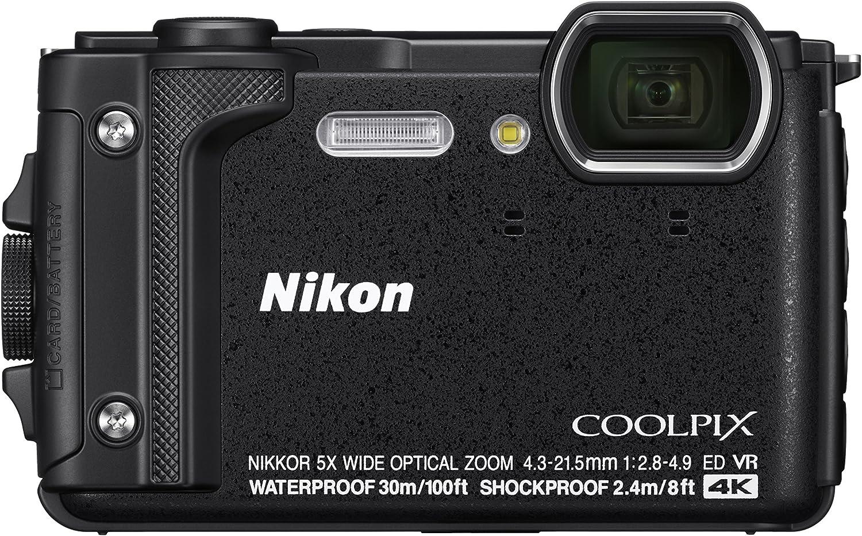 Nikon Coolpix W300 Appareil photo 16 Mpix Noir