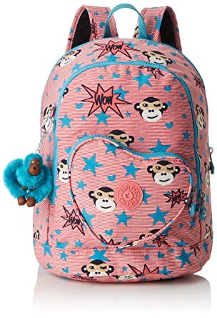 86eb7e5acc Image Unavailable. Image not available for. Color  Kipling Heart Small Backpack  ToddlerGirlHero
