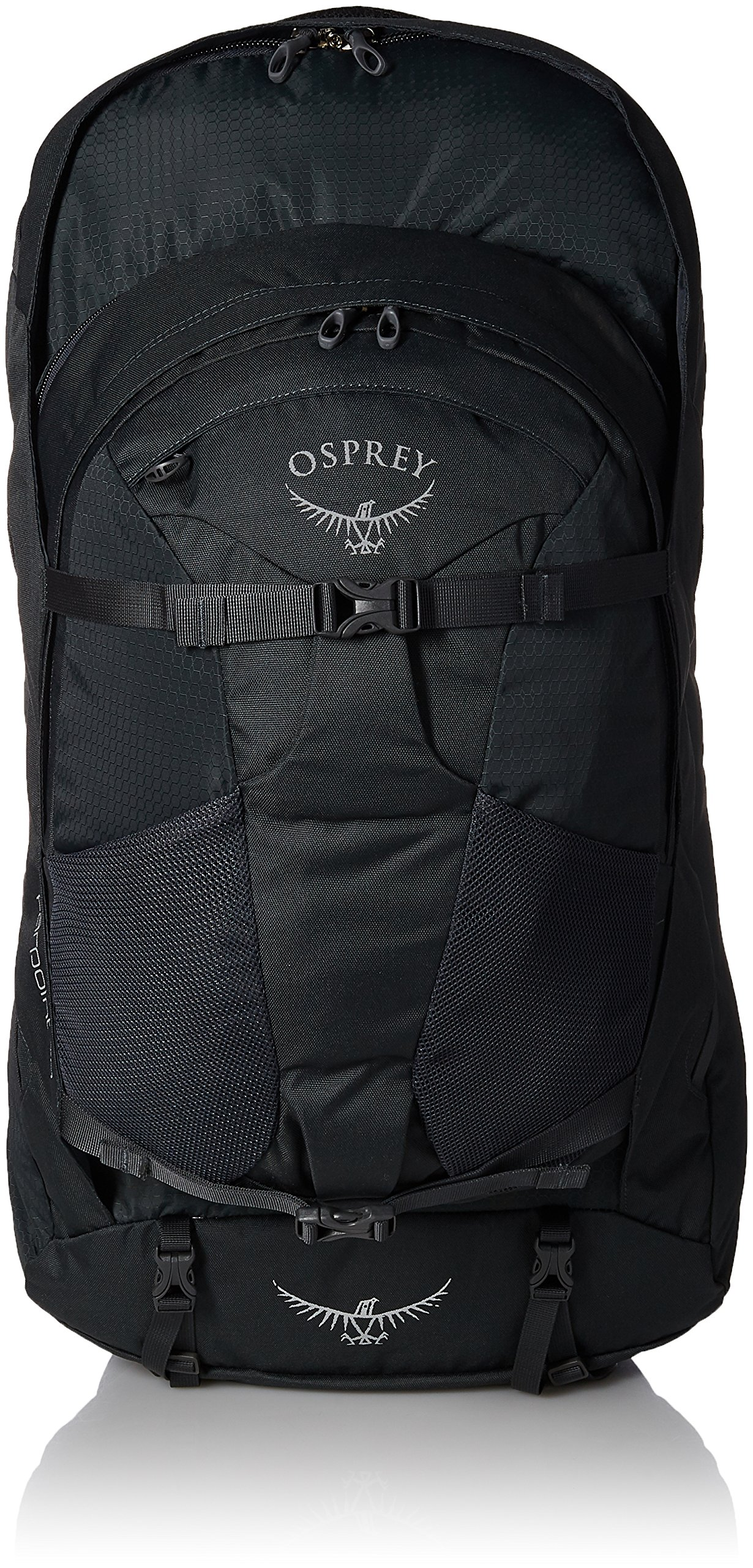 Osprey Packs Farpoint 70 Travel Backpack, Volcanic Grey, Medium/Large by Osprey