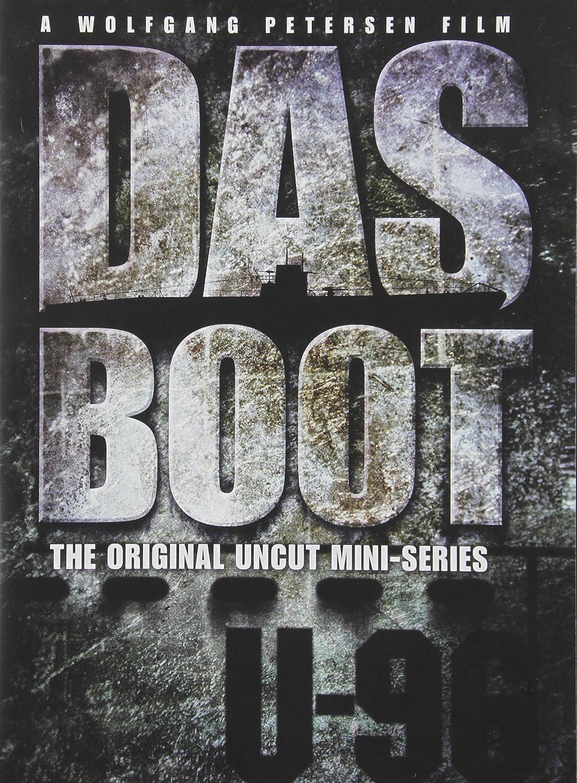 special section get new wide varieties Amazon.com: Das Boot: The Original Uncut Miniseries: Jürgen ...