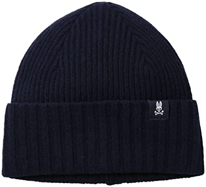 1c4f69caba0 Psycho Bunny Men s Oban Watchman Knitted Hat