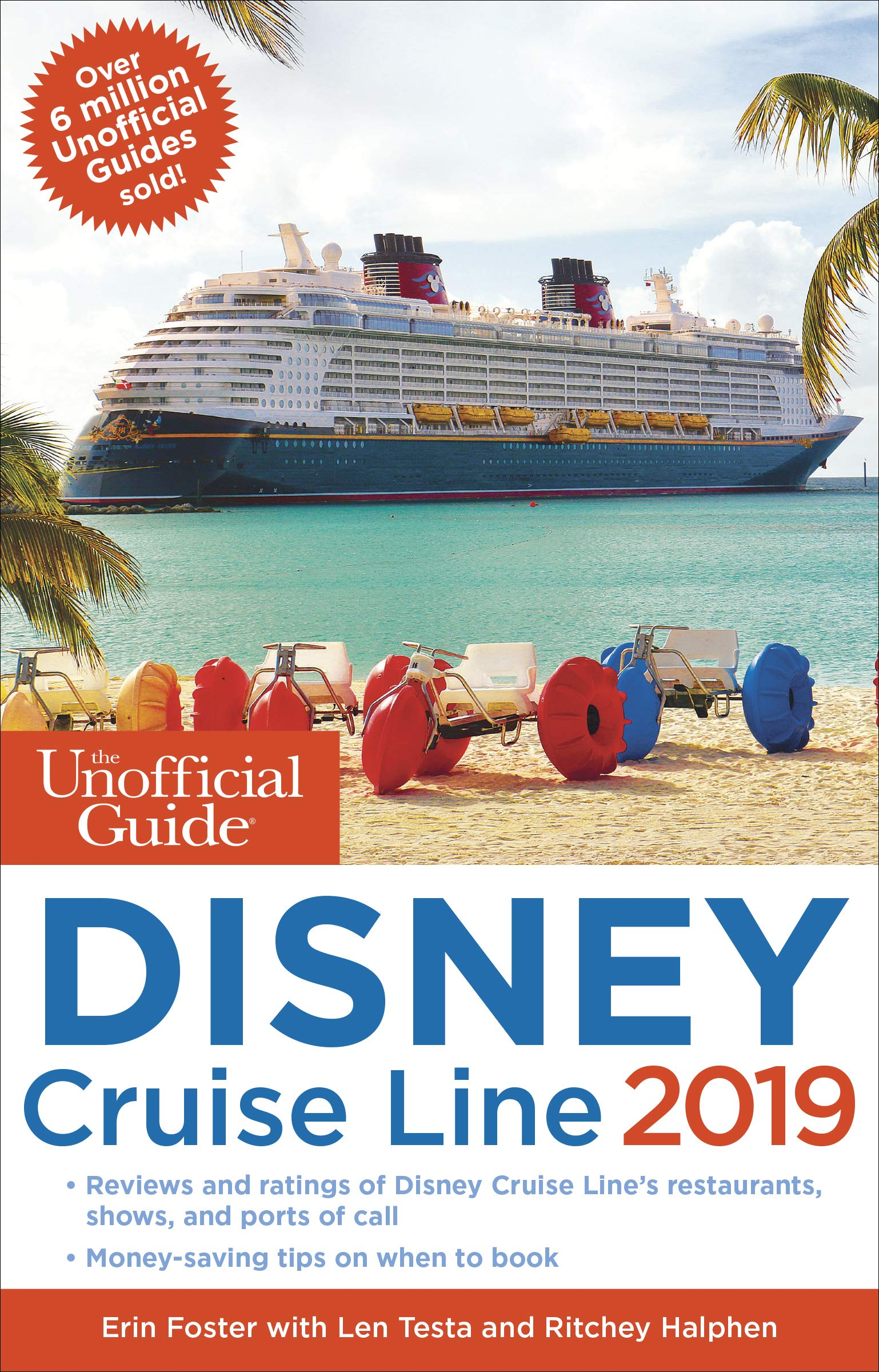 The Unofficial Guide To The Disney Cruise Line 2019  Unofficial Guides